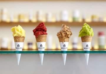 Moritz Eis: el refrescante 2×1 de una de las mejores heladerías del mundo