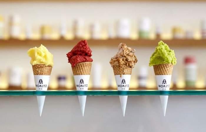 Moritz Eis: el refrescante 2x1 de una de las mejores heladerías del mundo