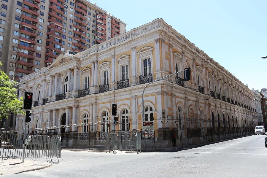 Cafetería La Huérfana Palacio Pereira