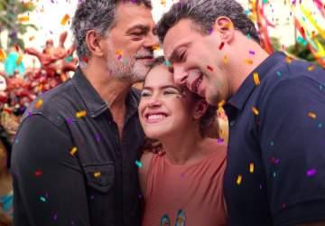Papá por dos: una colorida comedia familiar al ritmo de la samba