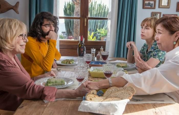Salir el ropero: el amor no tiene edad en la divertida nueva comedia española de Netflix
