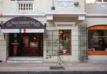 Adiós a Squadritto, el clásico restaurante italiano del barrio Lastarria