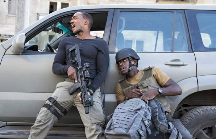 Zona de riesgo: la nueva cinta de Netflix que se mueve entre el suspenso y la acción