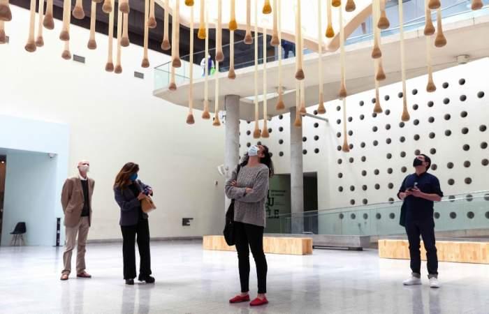 A puertas abiertas y gratis, así será el aniversario del centro cultural La Moneda