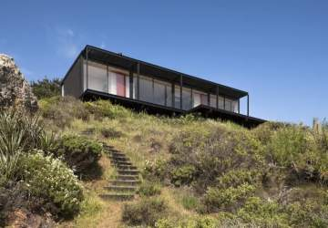 Descansa frente al mar en esta casa soñada en Pichicuy y que puedes reservar en Airbnb