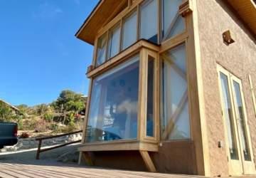 La acogedora tiny house en la entrada del Valle del Elqui para arrendar con Airbnb