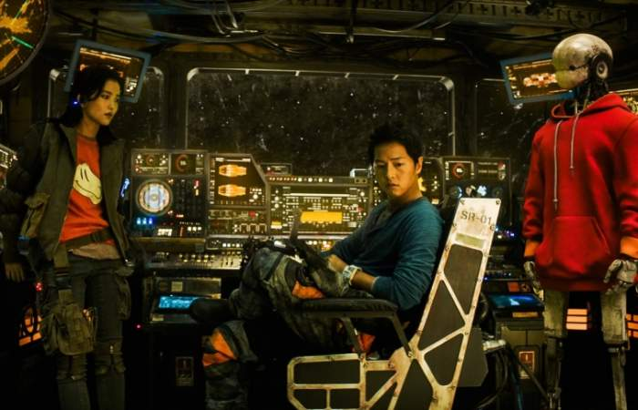 Barrenderos espaciales: la nueva aventura inerestelar que todos están viendo en Netflix