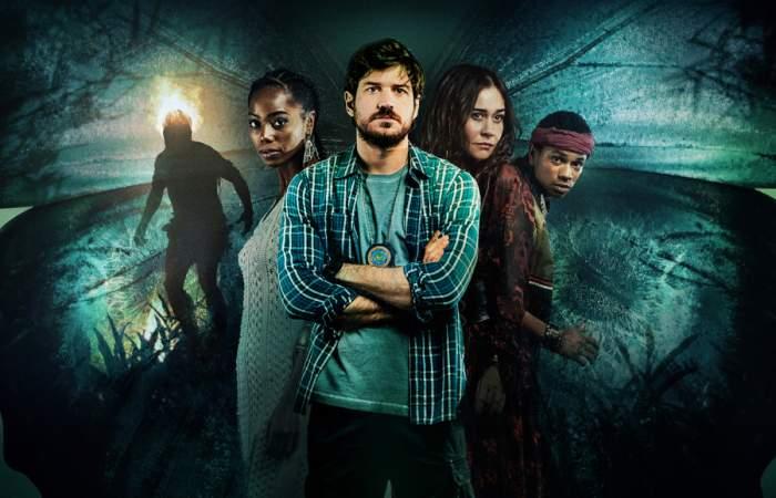 Ciudad invisible: la fantasía y el suspenso dan vida a la nueva serie brasileña de Netflix