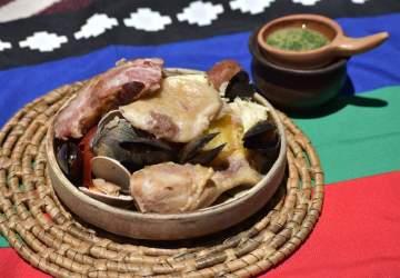 Willimapu: el local que lleva la gastronomía ancestral al Persa Bio Bío