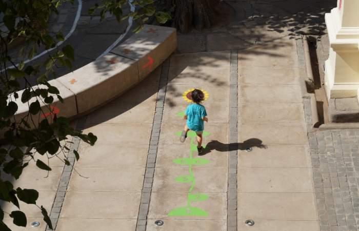 El Museo de la Educación inaugura un patio de juegos gratuito, seguro y muy entretenido