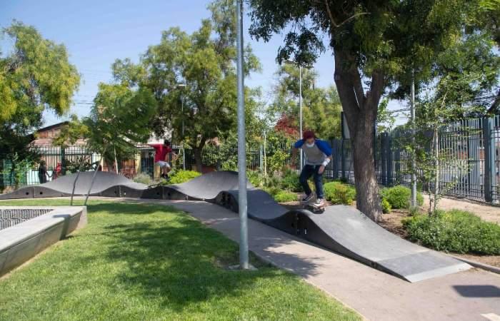 16 parques para hacer ejercicios, tomar aire fresco o contemplar la naturaleza en Santiago