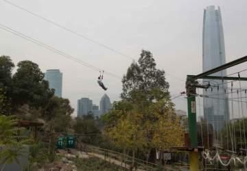 Todo los panoramas que puedes hacer en el Parque Metropolitano de Santiago