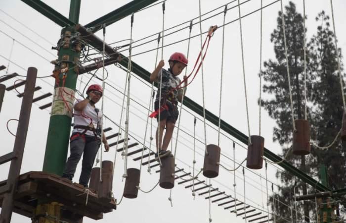Mas de 25 entretenidos panoramas para hacer con niños y niñas en Santiago