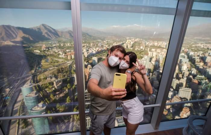 El mirador Sky Costanera tendrá entradas 2×1 en el Día de San Valentín