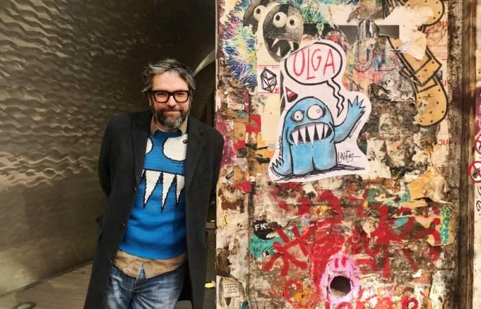 Liniers enseñará a crear personajes ilustrados en una entretenida y gratuita charla