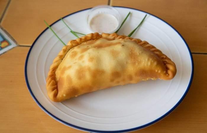 Bahía Pilolcura: una picada de empanadas fritas en pleno Providencia
