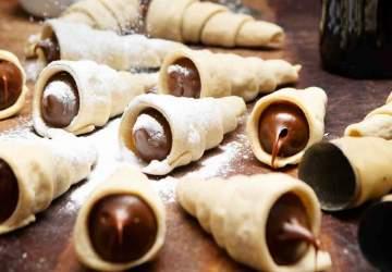 Receta de cachitos con manjar: una delicia de la repostería chilena rellena de sabor