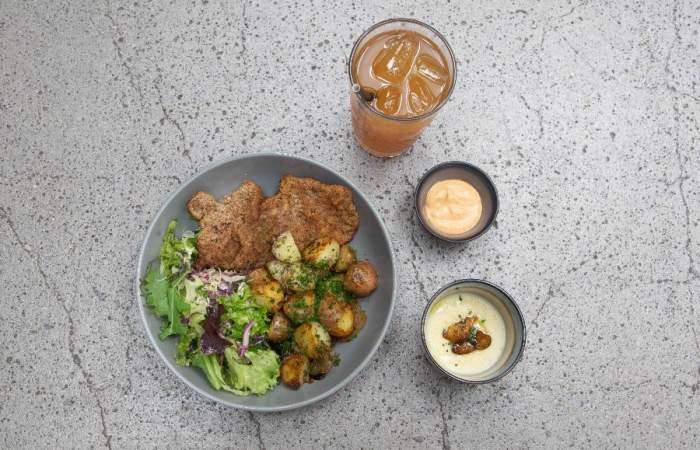 Casino Latriana: El nuevo menú de almuerzo de cocina rica y casual