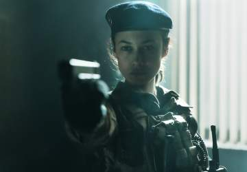 Centinela: venganza y acción se combinan en la nueva cinta francesa de Netflix