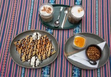 Color Café: la cafetería escondida de Bellavista con desayuno todo el día