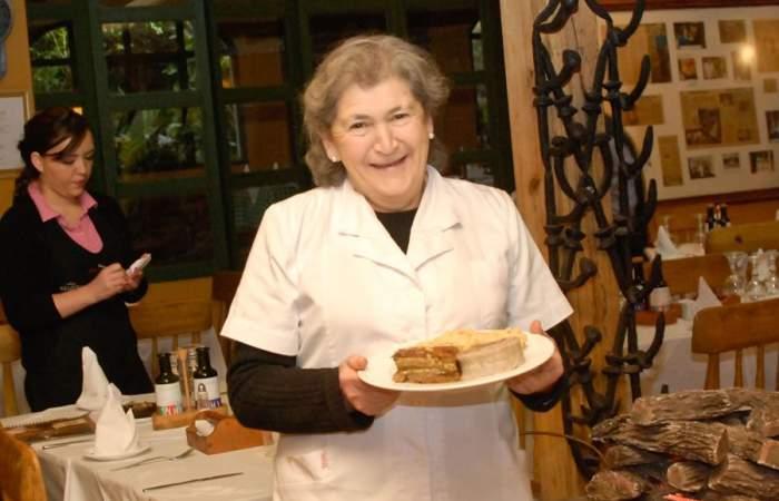 La cocina chilena está de luto con la partida de Doña Tina
