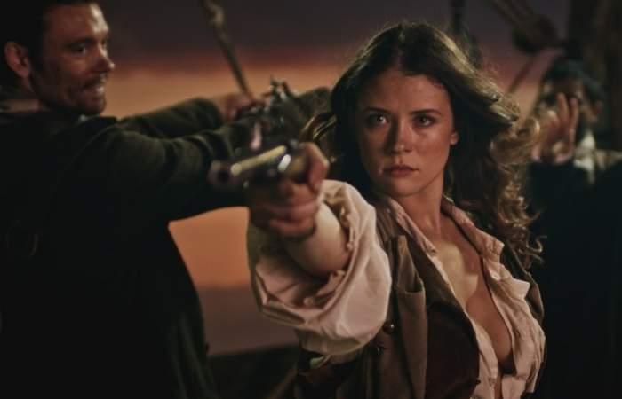 El reino perdido de los piratas: la docuserie de Netflix que revive la mística bucanera