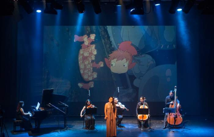 Ghibli en Concierto: la música del estudio de animación japonés llega a Matucana 100