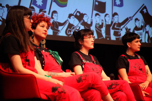 Resistencia, Lastesis convoca a nueva performance colaborativa en Renca
