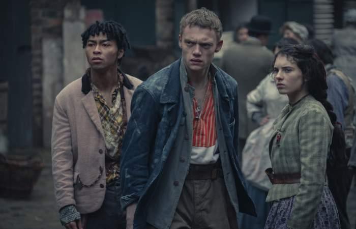 Los Irregulares: la serie de suspenso juvenil de Netflix que revive el mundo de Sherlock Holmes