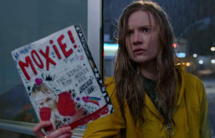 Moxie: la nueva película juvenil de Netflix contra el sexismo