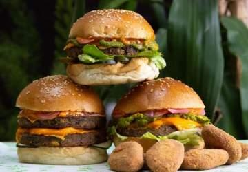 Plants: el delivery de hamburguesas veganas mega golosas