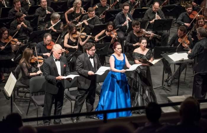 Gratis: El Mesías de Haendel y Réquiem de Verdi serán interpretados por la Orquesta Sinfónica Nacional de Chile