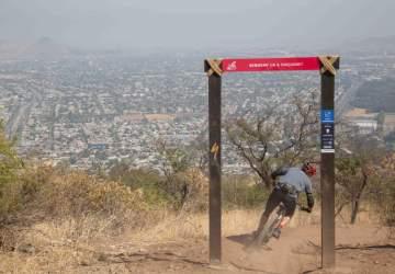 senderos de mountain bike