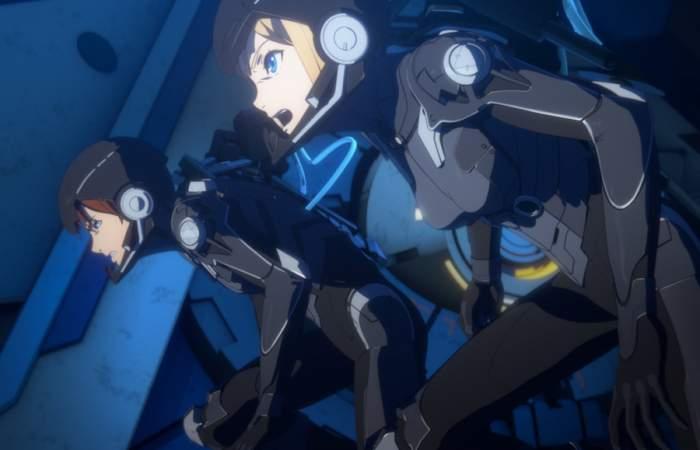 Titanes del Pacífico: tierra de nadie, la serie animada que amplía el mundo de ficción creado por Guillermo del Toro