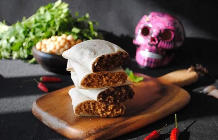 VegMex: el delicioso delivery de burritos veganos con mística y buena vibra