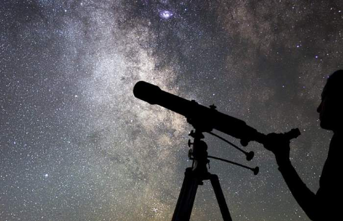 Viaja por galaxias lejanas sin salir de tu casa en las Noches de telescopio en tiempo real