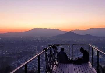Miradores del Parque Metropolitano