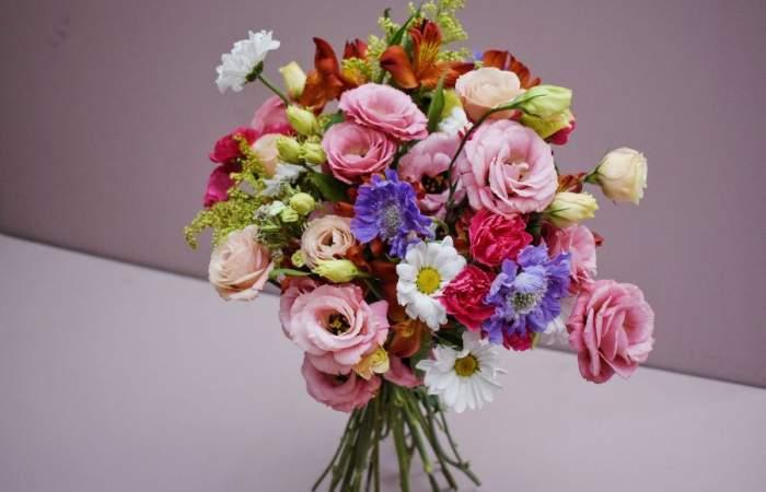 Guía con flores a domicilio para alegrar el Día de la Madre y la cuarentena