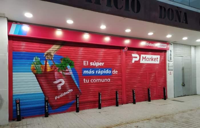 PedidosYa Market: Aplicación celebra el aniversario  de su supermercado 100% digital