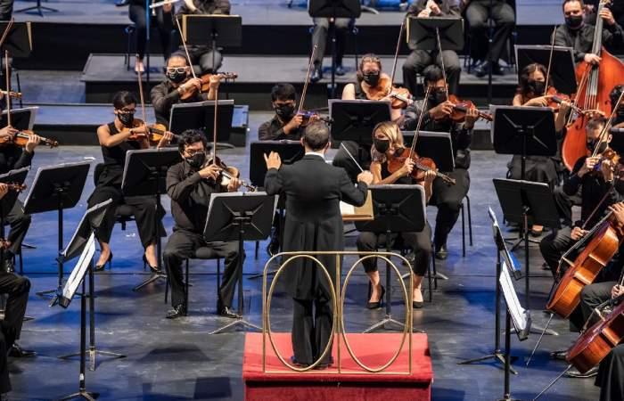 El emotivo homenaje que hará la Filarmónica de Santiago a las víctimas de la pandemia