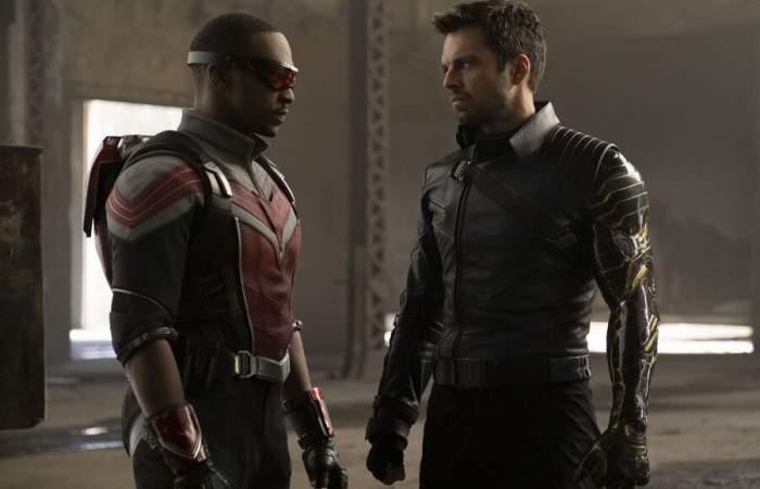 Falcon y el Soldado del Invierno: una efectiva pareja dispareja con el sello de Marvel