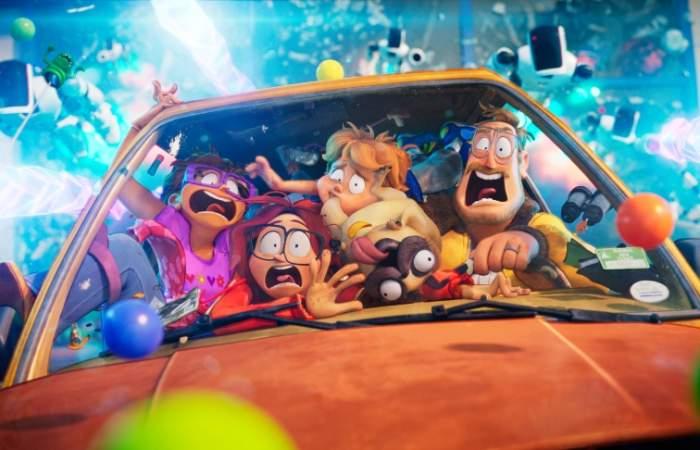 El apocalipsis robot se desata en la nueva y entretenida aventura familiar de Netflix