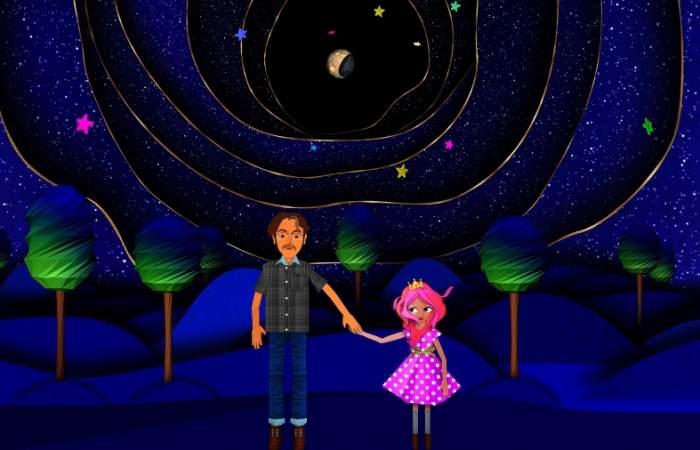 El Planetario estrena su primera película en realidad virtual