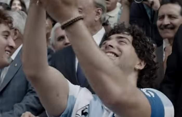 Amazon Prime presenta el primer adelanto de la serie biográfica Maradona: sueño bendito