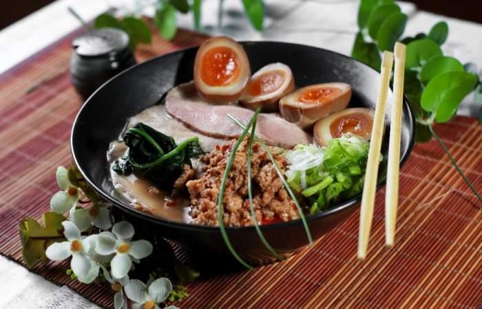 Mitani Ramen: todo el sabor de la cocina callejera japonesa en un delivery