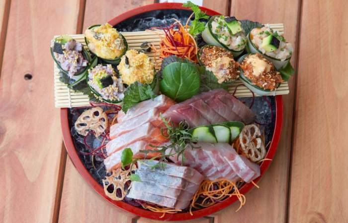5 imperdibles y tentadores delivery de sushi