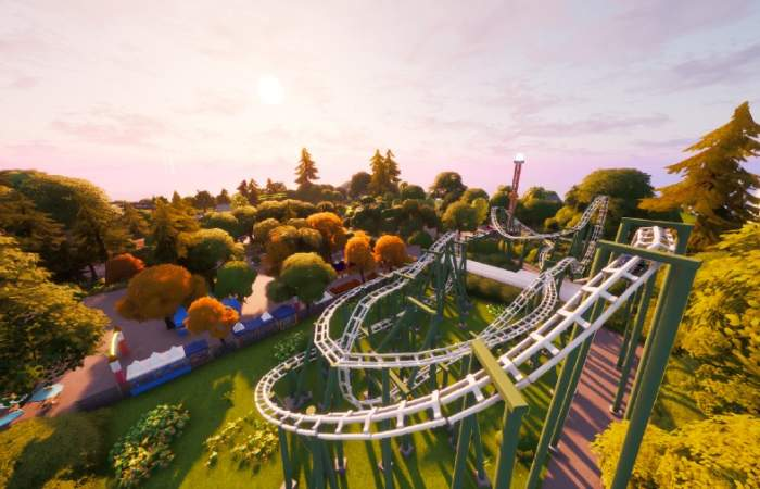 Diversión Royale, el adrenalínico juego virtual que te hará creer que estás en Fantasilandia