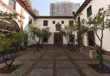 Por segunda vez: la histórica Casa Velasco abrirá sus puertas al público con proyección de mapping