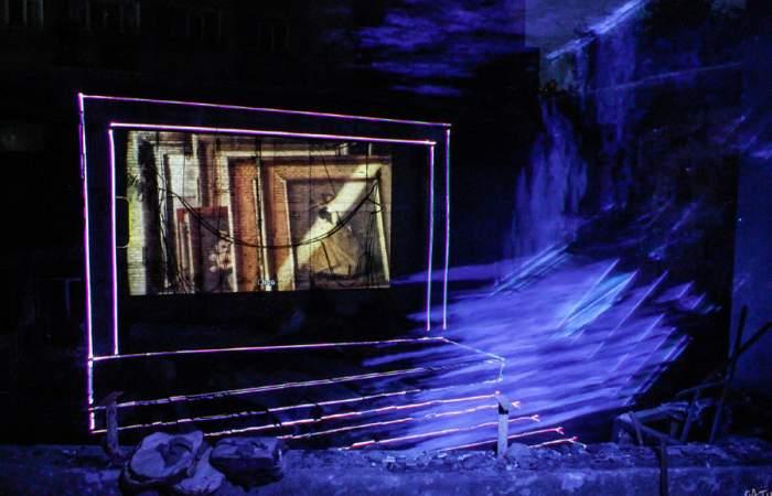 El Centro Arte Alameda conmemorará el Día del Patrimonio con una reconstrucción láser del cine