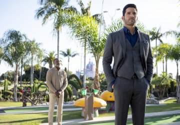 Con más misterios y encuentros celestiales debuta en Netflix la segunda parte de la quinta temporada de Lucifer